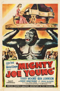 "Movie Posters:Adventure, Mighty Joe Young (RKO, 1949). One Sheet (27"" X 41"") Style B.. ..."