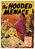 Golden Age (1938-1955):Horror, Hooded Menace #1 (Realistic Comics, 1951) Condition: FN....