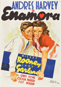"""Movie Posters:Comedy, Love Finds Andy Hardy (MGM, 1938). Spanish One Sheet (27.5"""" X39.5"""").. ..."""