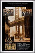 "Movie Posters:Crime, Once Upon a Time in America (Warner Brothers, 1984). One Sheet (27""X 41""). Crime.. ..."