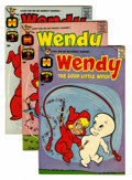 Silver Age (1956-1969):Cartoon Character, Wendy, the Good Little Witch #3-10 File Copies Group (Harvey, 1960-62).... (Total: 8 Comic Books)