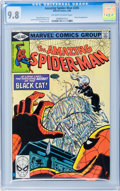 Modern Age (1980-Present):Superhero, The Amazing Spider-Man #205, 206, and 209 CGC-Graded Group (Marvel,1980) CGC NM/MT 9.8 Off-white to white pages.... (Total: 3 ComicBooks)