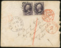 Stamps, 12c Blackish Violet (162),...
