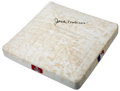 Baseball Collectibles:Others, 2003 National League Division Series Game Used Base Signed by JackMcKeon. ...