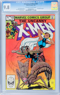 Modern Age (1980-Present):Superhero, X-Men #165, 167, and 171 CGC-Graded Group (Marvel, 1983) Condition:CGC NM/MT 9.8.... (Total: 3 Comic Books)