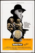 "Movie Posters:Hitchcock, Family Plot (Universal, 1976). One Sheet (27"" X 41"") Flat Folded.Hitchcock.. ..."