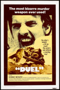 "Movie Posters:Action, Duel (Universal, 1972). International One Sheet (27"" X 41"") Flat Folded. Action.. ..."