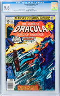 Bronze Age (1970-1979):Horror, Tomb of Dracula #60 (Marvel, 1977) CGC NM/MT 9.8 Off-white to whitepages....