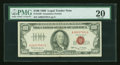 Small Size:Legal Tender Notes, Fr. 1550 $100 1966 Legal Tender Note. PMG Very Fine 20.. ...