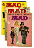 Magazines:Mad, Mad Group Magazines (EC, 1966-91) Condition: Average VG.... (Total:25 Comic Books)