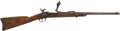 Military & Patriotic:Indian Wars, Historically Important U.S. M1873 .45-70 Cavalry Carbine, #20042, Manufactured in 1874....