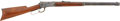 """Military & Patriotic:Indian Wars, Stunning Winchester M1892 Takedown Rifle, Caliber .32 WCF, #29959, Manufactured 1894. 24"""" octagon barrel...."""