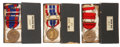 Military & Patriotic:Indian Wars, Important Medal and Document Grouping of Lt. Col. Edwin Fisher Gardner, Who Rose to the Rank of Deputy Surgeon General of the ... (Total: 7 Items)