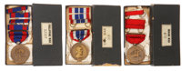 Important Medal and Document Grouping of Lt. Col. Edwin Fisher Gardner, Who Rose to the Rank of Deputy Surgeon General o...