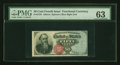 Fractional Currency:Fourth Issue, Fr. 1376 50¢ Fourth Issue Stanton PMG Choice Uncirculated 63....