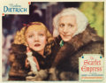 "Movie Posters:Drama, The Scarlet Empress (Paramount, 1934). Lobby Card (11"" X 14"").. ..."