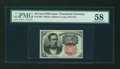 Fractional Currency:Fifth Issue, Fr. 1265 10¢ Fifth Issue PMG Choice About Unc 58....