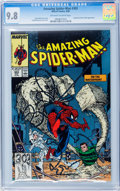 Modern Age (1980-Present):Superhero, The Amazing Spider-Man #303-305 CGC-Graded Group (Marvel, 1988) CGCNM/MT 9.8 Off-white to white pages.... (Total: 3 Comic Books)