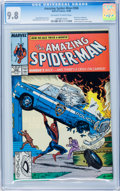 Modern Age (1980-Present):Superhero, The Amazing Spider-Man #306-308 CGC-Graded Group (Marvel, 1988) CGCNM/MT 9.8.... (Total: 3 Comic Books)