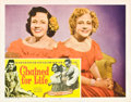 "Movie Posters:Cult Classic, Chained for Life (Classic Pictures, 1951). Lobby Card (11"" X 14"")....."