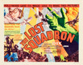 "Movie Posters:Drama, The Lost Squadron (RKO, 1932). Title Lobby Card (11"" X 14"").. ..."