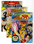Silver Age (1956-1969):Horror, DC Silver Age Horror Group (DC, 1965-66) Condition: Average VG....(Total: 13 Comic Books)