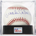 Autographs:Baseballs, Brooks Robinson Single Signed Baseball PSA Mint 9. ...