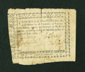 Colonial Notes:North Carolina, North Carolina July 14, 1760 £3 Fine....