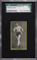 Boxing Cards:General, 1910 T226 Red Sun Bull West SGC 60 EX 5....