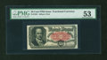 Fractional Currency:Fifth Issue, Fr. 1381 50c Fifth Issue PMG About Uncirculated 53....