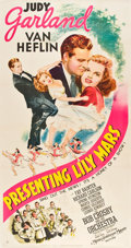 """Movie Posters:Musical, Presenting Lily Mars (MGM, 1943). Three Sheet (41"""" X 81"""") Style A.. ..."""