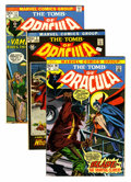 Bronze Age (1970-1979):Horror, Tomb of Dracula Group (Marvel, 1972-74).... (Total: 20 Comic Books)