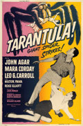 "Movie Posters:Science Fiction, Tarantula (Universal International, 1955). Poster (40"" X 60"").. ..."