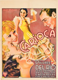 "Movie Posters:Musical, Flying Down to Rio (RKO, 1933). Pre-War Belgian (24.5"" X 34"").. ..."