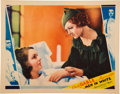 """Movie Posters:Drama, Men in White (MGM, 1934). Lobby Card (11"""" X 14"""").. ..."""