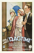 "Movie Posters:Drama, Ragtime (First Division Pictures, 1927). One Sheet (27"" X 41"")Style A.. ..."