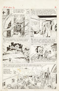 Original Comic Art:Panel Pages, Jack Kirby and Chic Stone Fantastic Four Annual #2 Dr. DoomOrigin page 2 Original Art (Marvel, 19...