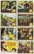 "Movie Posters:Western, My Darling Clementine (20th Century Fox, 1946). Lobby Card Set of 8(11"" X 14"").. ... (Total: 8 Items)"