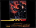 """Movie Posters:Action, Firefox (Warner Brothers, 1982). Lobby Card Set of 8 (11"""" X 14"""").Action.. ... (Total: 8 Items)"""