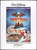 "Movie Posters:Animated, Fantasia (Buena Vista, R-1990). French Grande (47"" X 63"").Animated.. ..."