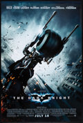 """Movie Posters:Action, The Dark Knight (Warner Brothers, 2008). One Sheet (27"""" X 40"""") DSAdvance Style F. Action.. ..."""