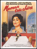 "Movie Posters:Cult Classic, Mommie Dearest (Paramount, 1981). French Grande (47"" X 63""). CultClassic.. ..."