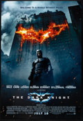 """Movie Posters:Action, The Dark Knight (Warner Brothers, 2008). One Sheet (27"""" X 40"""") DSAdvance Style E. Action.. ..."""