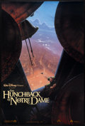 "Movie Posters:Animated, The Hunchback of Notre Dame (Buena Vista, 1996). One Sheet (27"" X40"") DS. Animated.. ..."