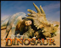 "Movie Posters:Animated, Dinosaur (Buena Vista, 2000). Lobby Card Set of 9 (11"" X 14""). Animated.. ... (Total: 9 Items)"