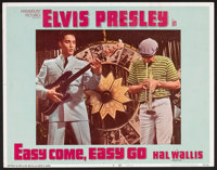 """Easy Come, Easy Go (Paramount, 1967). Lobby Card Set of 8 (11"""" X 14""""). Elvis Presley. ... (Total: 8 Items)"""