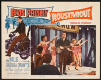 """Roustabout (Paramount, 1964). Lobby Card Set of 8 (11"""" X 14""""). Elvis Presley. ... (Total: 8 Items)"""