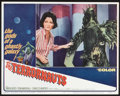 "Movie Posters:Science Fiction, The Terrornauts (Embassy, 1967). Lobby Card Set of 8 and Lobby Card(11"" X 14""). Science Fiction.. ... (Total: 9 Items)"