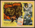 "Movie Posters:Science Fiction, The Creeping Unknown (United Artists, 1956). Lobby Card Set of 8(11"" X 14""). Science Fiction.. ... (Total: 8 Items)"