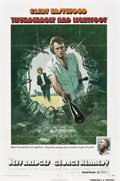 """Movie Posters:Crime, Thunderbolt and Lightfoot (United Artists, 1974). One Sheets (4)(27"""" X 41"""") Styles A, B, C, and Advance.. ... (Total: 4 Items)"""